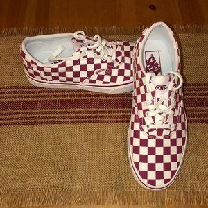 Womens Doheny Checkered Skate Shoe - Brand New